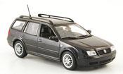 Volkswagen Bora miniature variant noire 1999