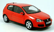 Volkswagen Golf V GTI red 3 portes