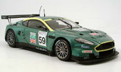 Aston Martin DBR9 miniature no. 59  le mans 2005