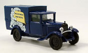 C4 fourgon michelin blau 1930