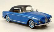 Bmw 503 Cabrio avec Softtop blu