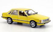 Opel Senator miniature a jaune