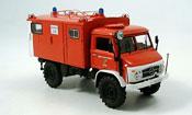 Unimog 404S Funkkoffer pompier