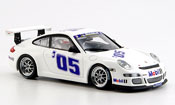 Porsche 997 GT3 Cup 2005 biancohe Prasentation