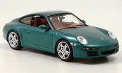 Porsche 997 Carrera 911 Carrera S  verdee 2004