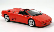Lamborghini Diablo roadster red 1994