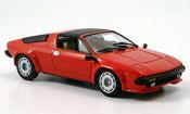 Lamborghini Jalpa   rouge 1981 Minichamps