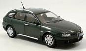 Alfa Romeo 156 crosswagon verde 2004