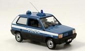 Fiat Panda italienische police
