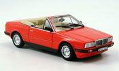 Maserati Biturbo spyder red 1986