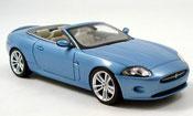 Jaguar XK Cabriolet blue 2005