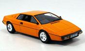 Lotus Esprit arancione 1978