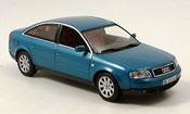 Audi A6 green 1997