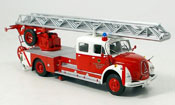 Magirus DL 30 Merkur vigile del fuoco Dortmund