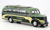 Mercedes L3500 miniature Bayern Express