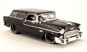 Chevrolet Nomad black tuning car