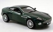 Aston Martin Vanquish   v12 verte Norev 1/43