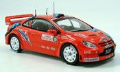 Peugeot 307 WRC  no.16 gardemeister rallye monte carlo 2006 IXO