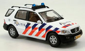 Mercedes Classe M police Holland 2003
