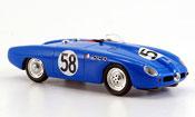 Panhard DB HBR 1953 No.58 24h Le Mans