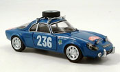 Matra Djet 5 S No.236 Rally Monte Carlo 1966
