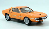 Alfa Romeo Montreal   orange 1973 Edison