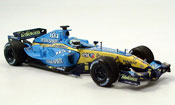 Renault F1 f1 team show car 2006