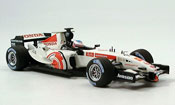 Honda F1   Racing F1 Team Show Car 2006 Minichamps