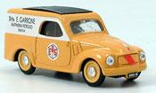 Miniature Fiat 500   C Lieferwagen ERG 1950