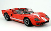 Ford GT 40 mk ii roadster red