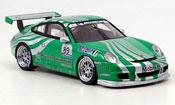 Porsche 997 GT3 Cup 2006 Car verde