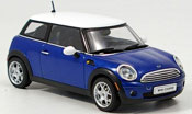 Mini Cooper D blue 2006