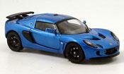 Lotus Exige mk ii blue 2005