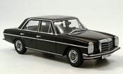 Mercedes 220 D Strichachter black