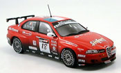 Alfa Romeo 156 GTA WTCC  no.18 s.tavano 2006 Spark