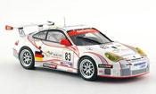 Porsche 997 GT3 RSR 2006 No.83 Seikel Motorsport 24h Le Mans