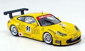 Porsche 997 GT3 RS 2006 Essais du Mans