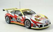 Porsche 996 GT3 RSR No.90 White Lightning Le Mans 2005