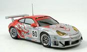 Porsche 996 GT3 RSR  No.80 Flying Lizard Le Mans 2005 Ebbro