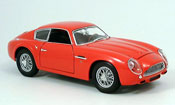 Aston Martin DB4 gt zagato red 1961
