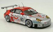 Porsche 996 GT3 RSR Flying Lizard No.39 Le Mans 2006