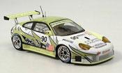 Porsche 996 GT3 RSR White Lightning No.90 Le Mans 2006