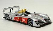 Audi ST Joest No.7 dritter Le Mans 2006