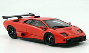 Lamborghini Diablo GTR red