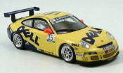 Porsche 997 GT3  MRS PC Service Team Minichamps 1/43