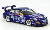 Porsche 997 GT3  Racing Team Morellato Minichamps