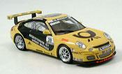 Porsche 997 GT3  Toliavec Motorsport Minichamps 1/43