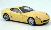 Ferrari 599 GTB yellow 2006