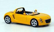 Volkswagen Eco racer yellow tokyo 2005