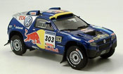 Volkswagen Touareg race no.303 rally dakar 2006